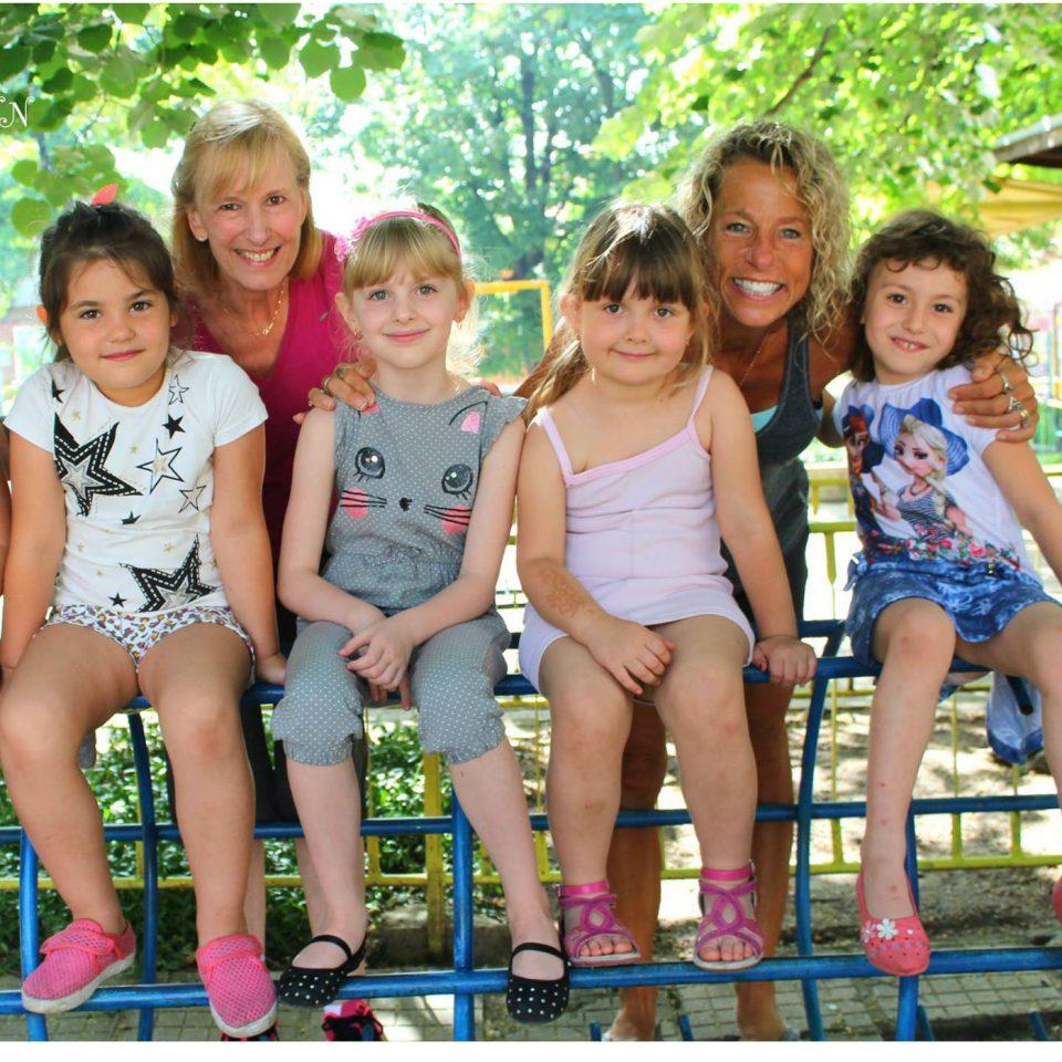 kindergarten fun